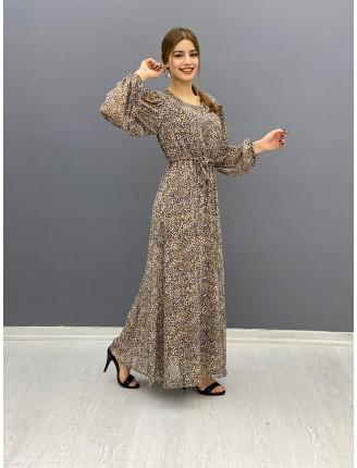 Şifon elbise TR